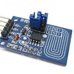 Capacitive Touch Dimmer Module