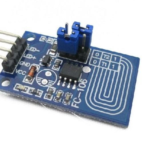 Capacitive Touch Dimmer Module, SGL8022W