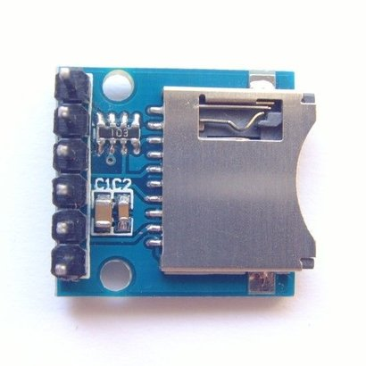 Micro SD Kaart Module, 3.3 Volt