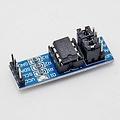 AT24C256 Serial EEPROM Module, 256K, I2C, SPI