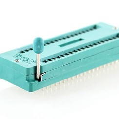 ZIF Socket 40 Pins