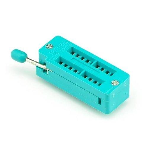 ZIF Socket16 Pins, smal