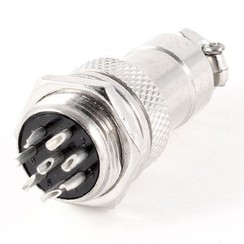 GX16-8 Connector