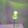 Led 5mm Leaf Green Helder