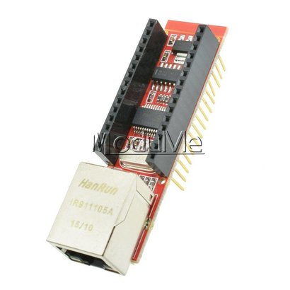 Arduno Nano ENC28J60 Ethernet Shield V1.0
