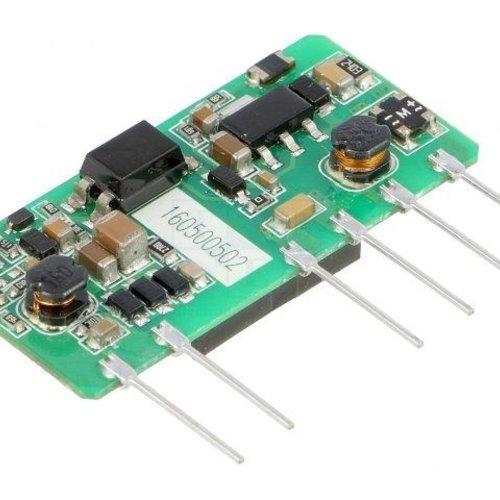 AC/DC Omvormer 5 Volt 1 Ampère Mini formaat, AIMTEC AMEOF5-5SJZ
