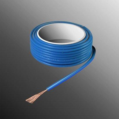 Project Draad H05V-K 2,5 x 0,5mm², Multivezel Kern, Brand Vertragend - Blauw