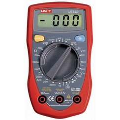 Unit-T Multimeter UT33D