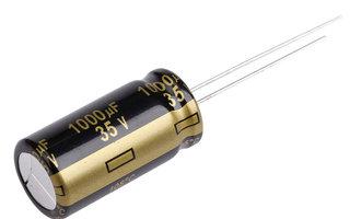 Low ESR Capacitors