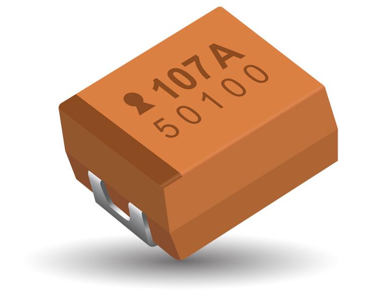 SMD Niobium Capacitors