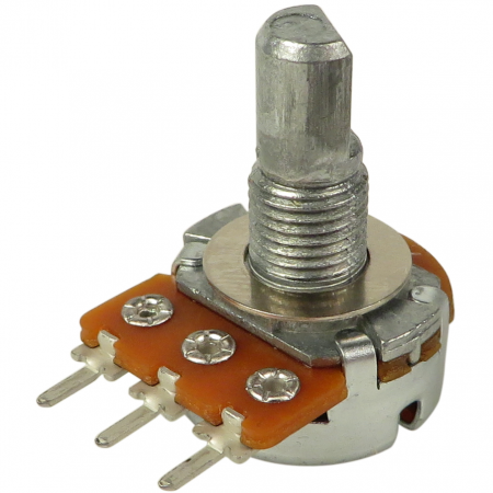 Audio Potentiometers