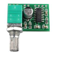 Audio Amplifiers, Modules