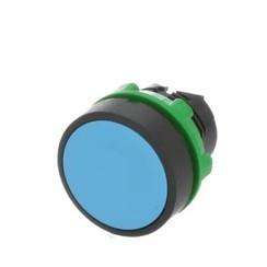 Drukknop Blauw 22mm