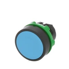 Pushbutton Blue 22mm