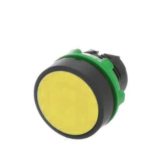 Schneider Electric Pushbutton Yellow 22mm