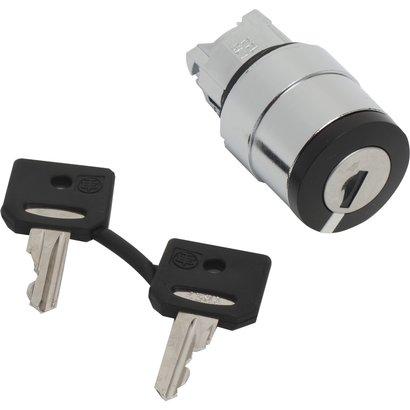 Schneider Electric Key Switch ON OFF ON ZB4BG410