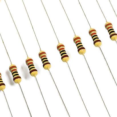 Royal Ohm Carbonfilm Resistor 1.5 MΩ 0.25Watt