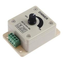 LED Dimmer 8A 12-24 Volt