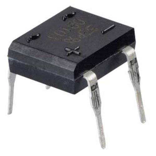 Gelijkrichter 400V 1A