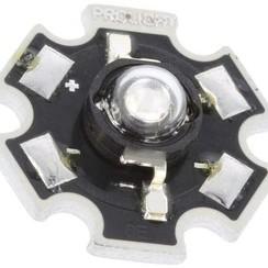 UV LED 3 Watt Star