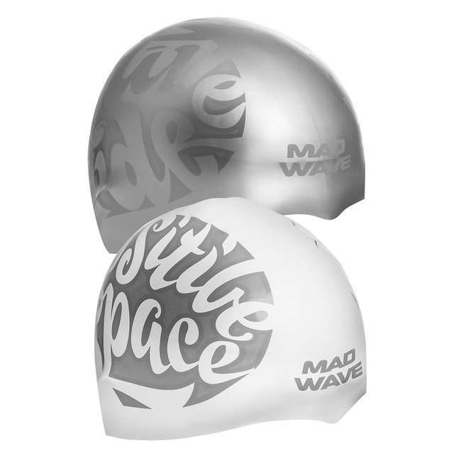 Mad Wave SPACE Revesrible Silver