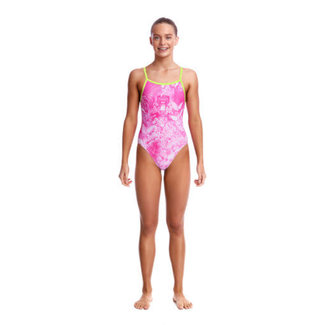Funkita Single strap - One Piece - Pink Bliss - 176
