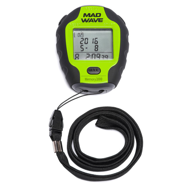 Mad Wave Stopwatch
