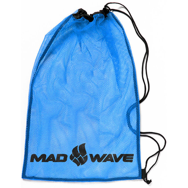 Mad Wave Dry Mesh Bag Blue