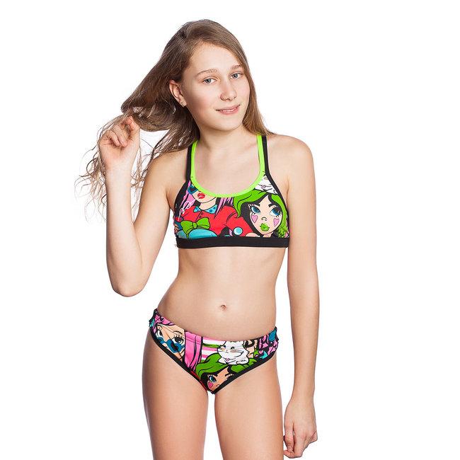 Mad Wave Crossfit Bikini