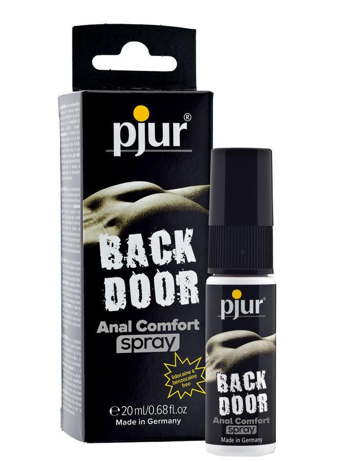 Back Door Spray Anal Décontractant