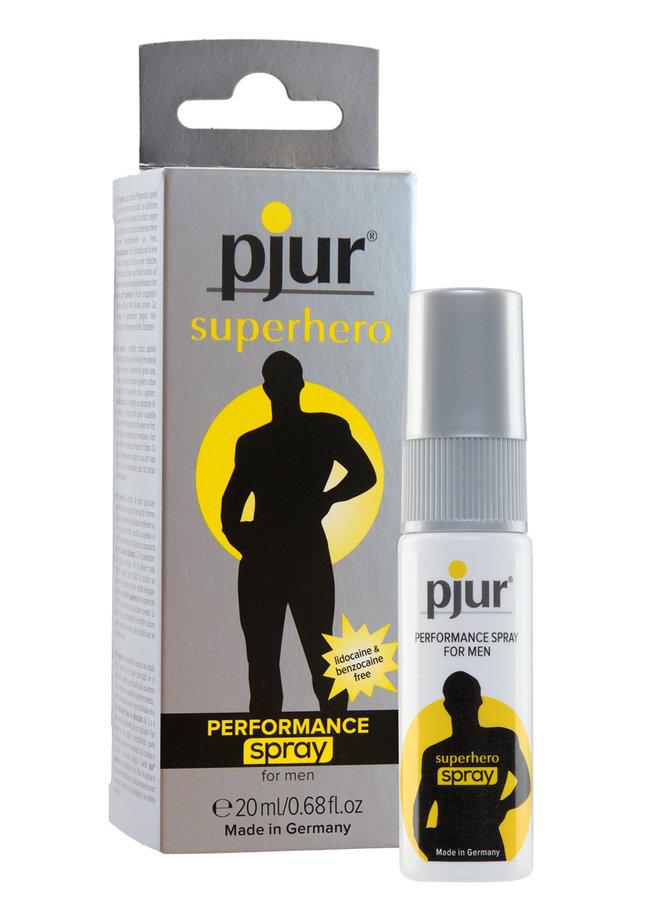 Superhero Vertragende Spray