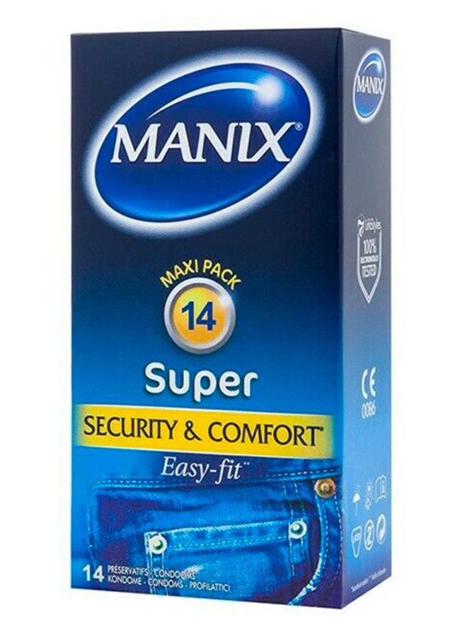 Manix Super Regular Condoms