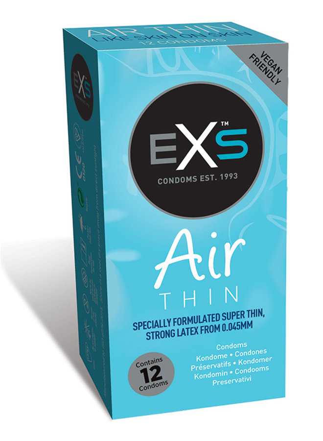 EXS Air Thin Ultra Thin Condoms
