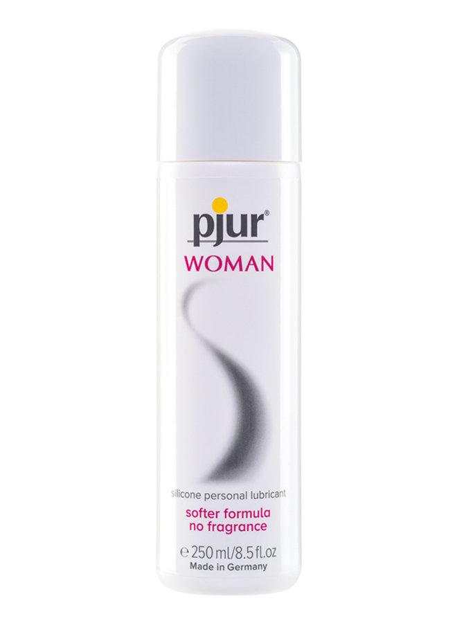 pjur WOMAN Lubrifiant à base de Silicone pour Femme
