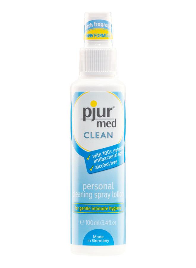 pjur med Clean Spray Intime