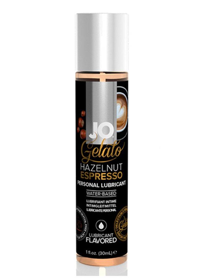 JO Gelato Hazelnut Espresso Flavoured Lubricant