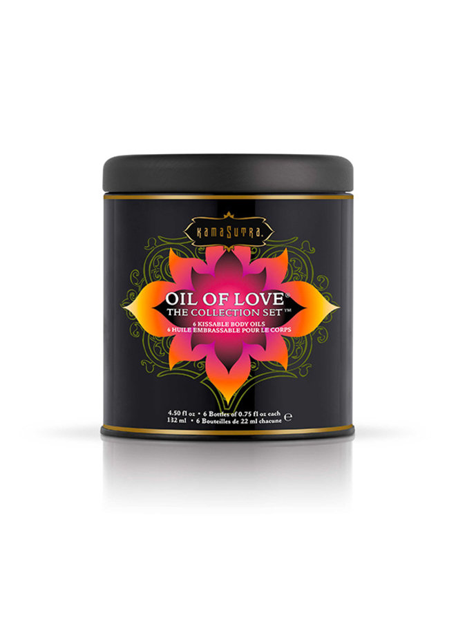 Kama Sutra Oil of Love Likbare Olie Cadeaupakket
