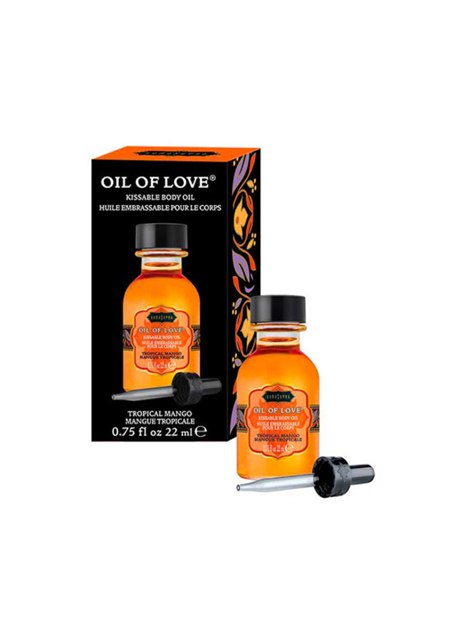 Kama Sutra Oil of Love Tropical Mango