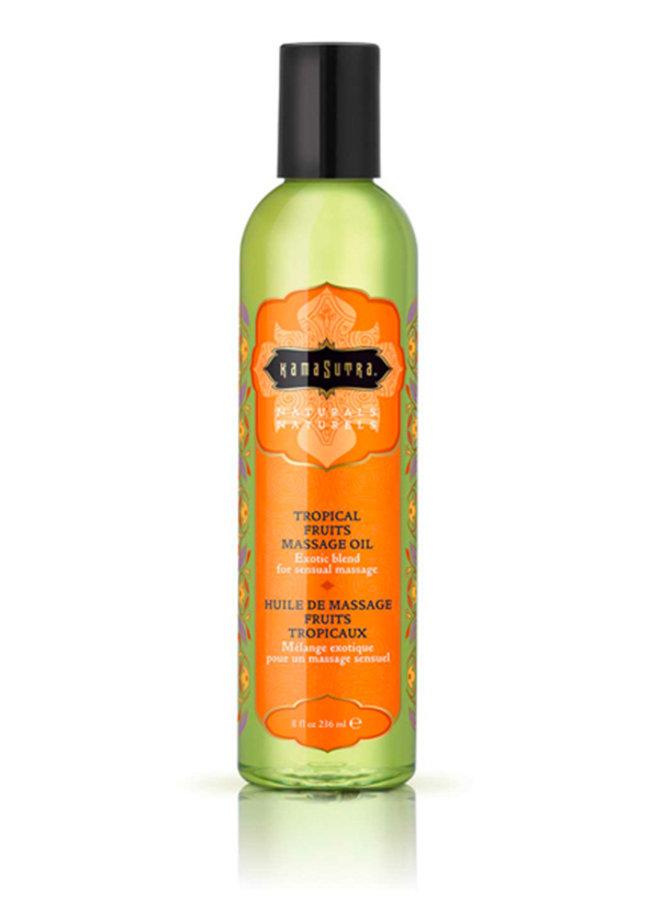 Naturals Massage Oil Tropical Fruits