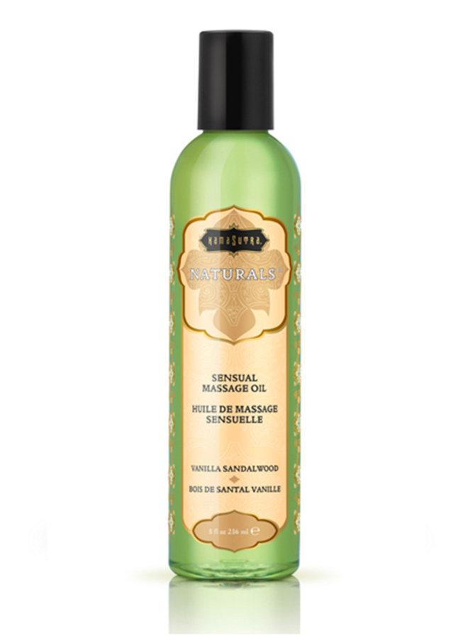 Kama Sutra Vanilla Sandalwood Massage Oil