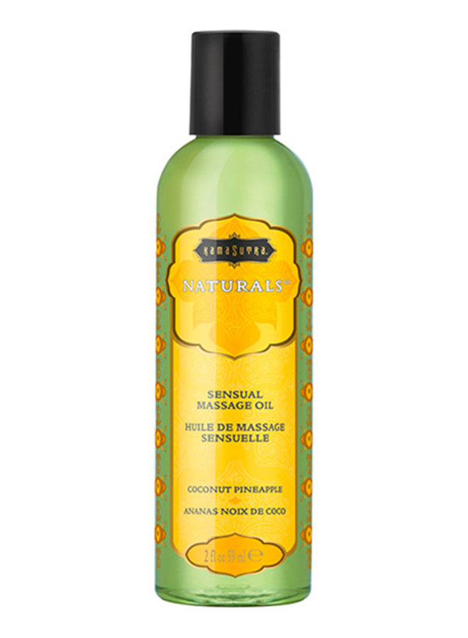 Kama Sutra Coconut Pineapple Massage Oil