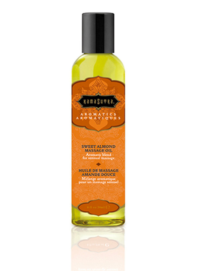 Aromatics Massage Oil Sweet Almond