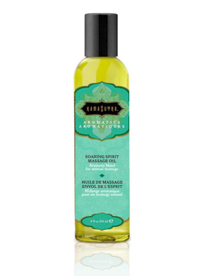 Aromatics Massage Oil Soaring Spirit