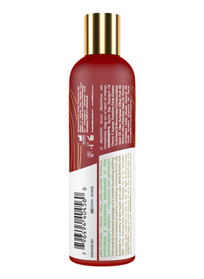 Dona Essential Massage Oil Reinvigorate Coconut & Lime