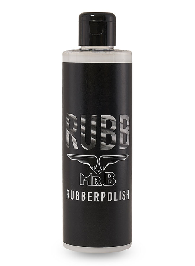Rubb Rubber Polish Latex and Rubber