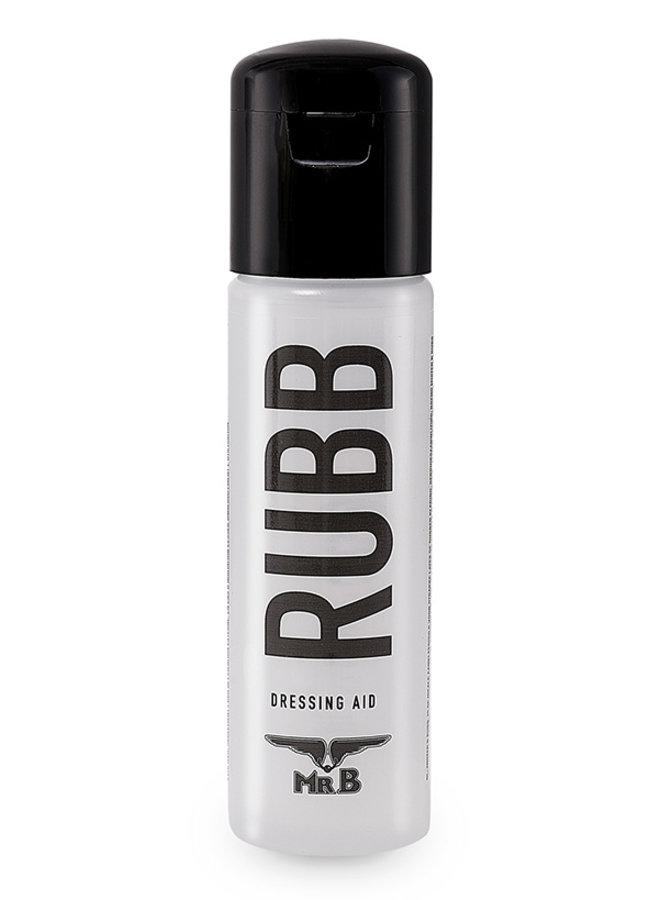 Mister B Rubb Aankleedhulp voor Latex en Rubber