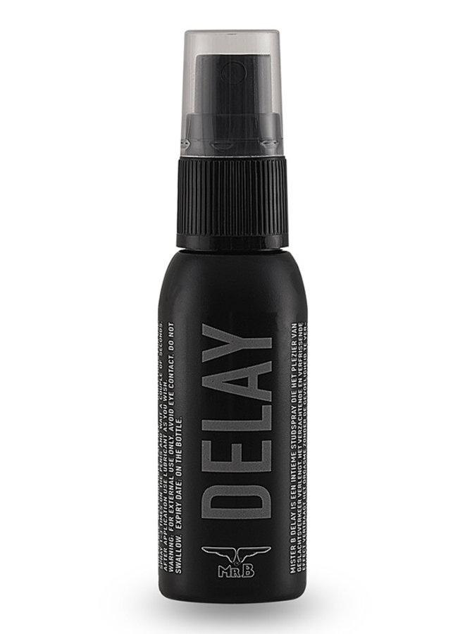 Delay Vertragende Spray