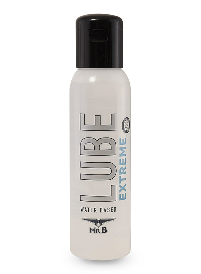 Mister B Lube Extreme Water-based Relaxing Anal Lubricant