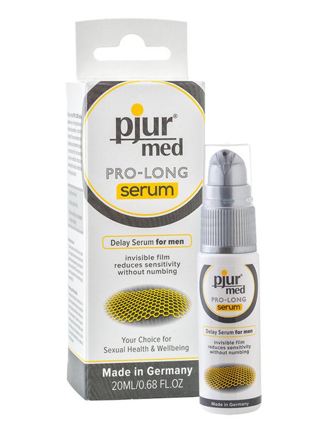 pjur med PRO-LONG Climax Delay Serum For Men