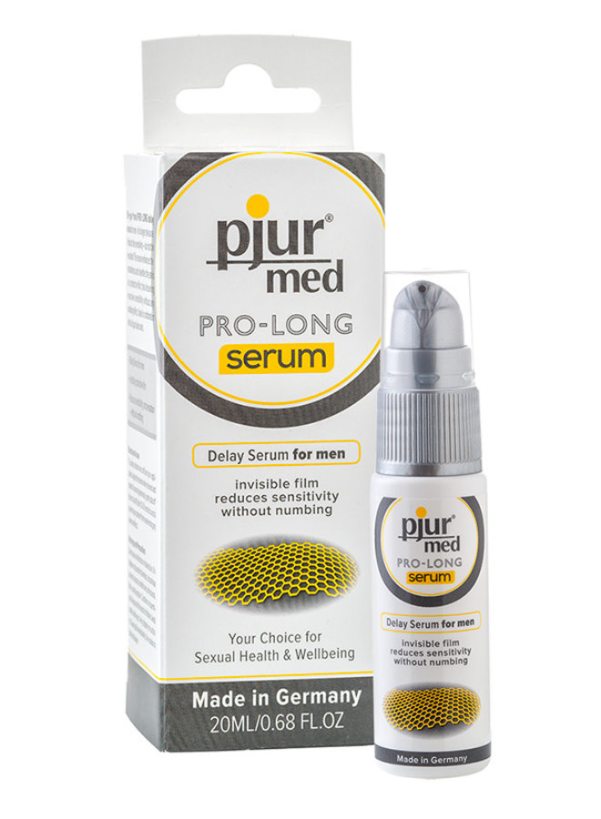 PRO-LONG Climax Delay Serum For Men